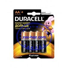 Батарейки AA DURACELL