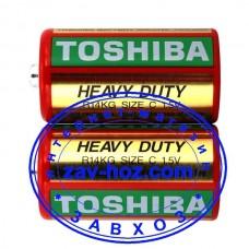 Батарейки TOSHIBA R20 KG