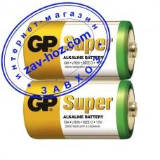Батарейка GP C Super Alkaline 1,5V (14A-S2)
