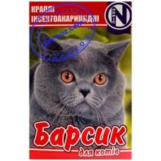 Капли от блох и клещей БАРСИК для котов