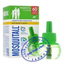 Жидкость от комаров MOSQUITALL, 60 ночей