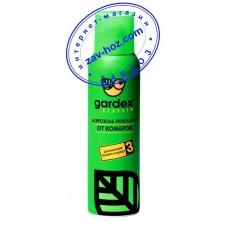 Аэрозоль от комаров GARDEX, 125 мл