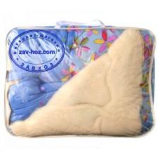 Одеяло меховое ВАШ СОН двуспальное, 180 см x 210 см