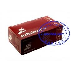 Перчатки медицинские AMBULANCE