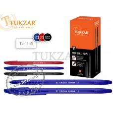 Ручка масляная TUKZAR CONTOUR Tz-1145, 1,0 мм