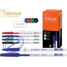Ручка шариковая TUKZAR MERIDIAN Tz-2019, 0,7 мм