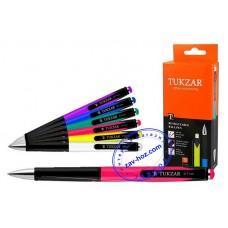 Ручка автоматическая шариковая TUKZAR (505) 0,7 мм