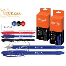 Ручка масляная TUKZAR VISTA Tz-4764, игольчатый наконечник