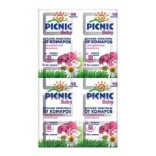 Пластины от комаров PICNIC Baby