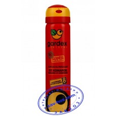 Аэрозоль-репеллент от комаров, мошек и других насекомых GARDEX, 100 мл