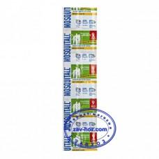 Пластины от комаров MOSQUITALL, 10+2 шт