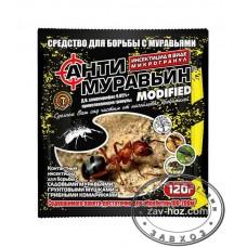 Гранулы от муравьёв АНТИМУРАВЬИН, 120 ГР