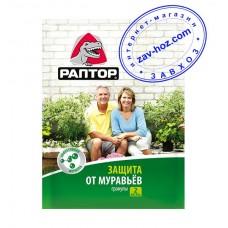 Гранулы от муравьёв РАПТОР, 100 гр