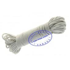 Верёвка бельевая Х/Б, 15 метров (3 мм)