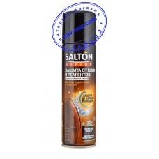 Аэрозоль-антиреагент для кожи, замши, нубука, текстиля SALTON  Expert, 250 мл