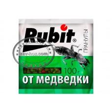 Гранулы от медведки RUBIT, 100 гр