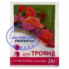 Удобрение PROVENTUS для роз, 20 гр