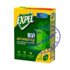 Средство для выгребных ям и дачных туалетов EXPEL саше