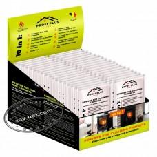 Порошок PROFI PLUS для очистки дымоходов, 40 гр